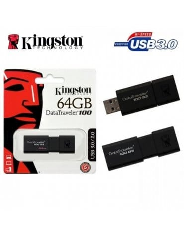Pendrive Kingston 64GB USB 3.1