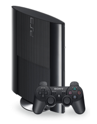 Play Station 3 500GB Super Slim