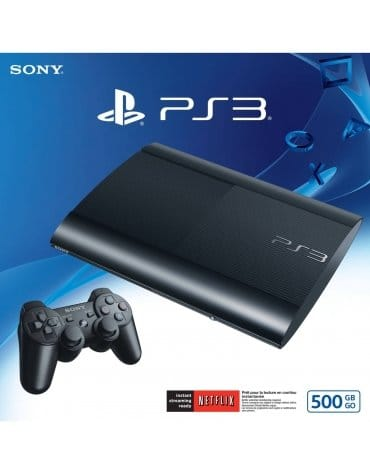 Play Station 3 500GB Slim
