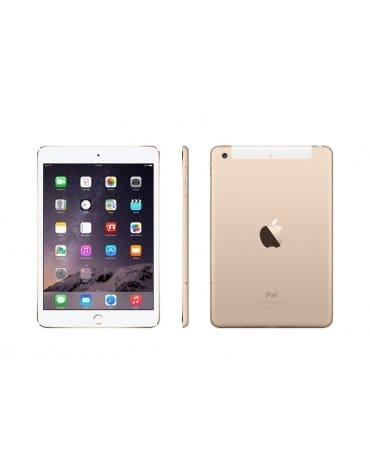 iPad mini 3 WiFi Cellular 128GB Gold