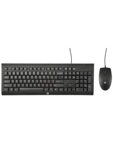 Kits de teclado y mouse HP C2500