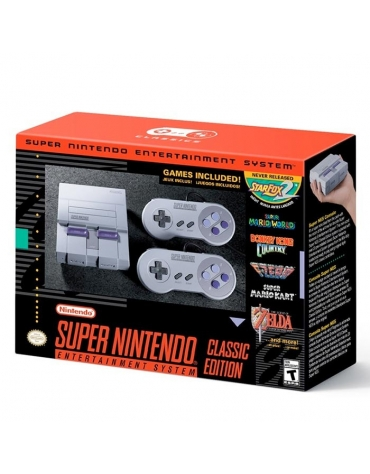 Nintendo Mini SUPER NES Classic Edition