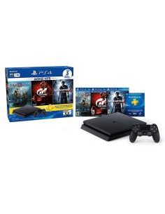 Consola PS4 Slim 1TB Hits Bundle 3