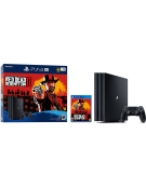 PS4 PRO 1 TB + Red Dead Redemption II