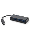 Hub + Adaptador CH1000 USB-C a USB-A
