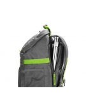 """Mochila HP Odyssey 15.6"""" grey/green"""