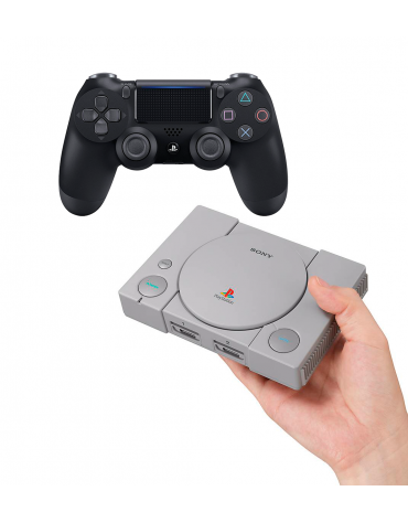 Combo PS1 Classic + Control Dualshock 4