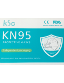 Caja 30 Mascarillas KN95